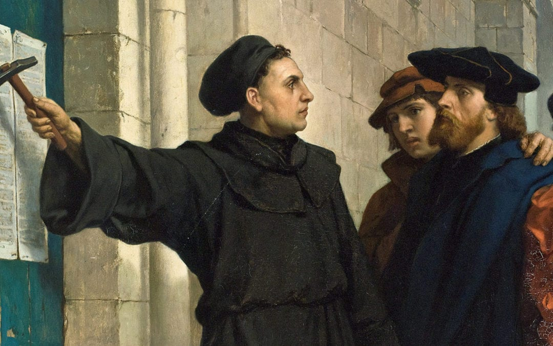 Luther on Corruption